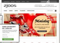 Zjoos Nyborgs webside