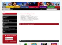 English Centers webside