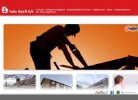 Felix Wolff ApSs webside