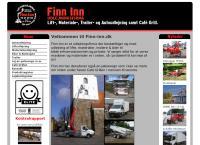 Finn Inns webside