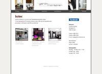 Botex Gardinmontøren A/Ss webside