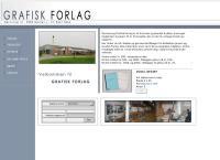 Aschehoug Grafisk Forlags webside