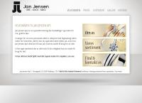 Jan Jensens webside