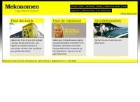 Mekonomen Danmark A/Ss webside