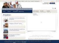 Obh Rådg. Ingeniører A/Ss webside