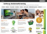 Jyderup Antennelaug (Ole Falk Jensen)s webside